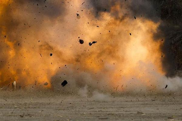 One killed, two others injured in a blast in Kulgam village