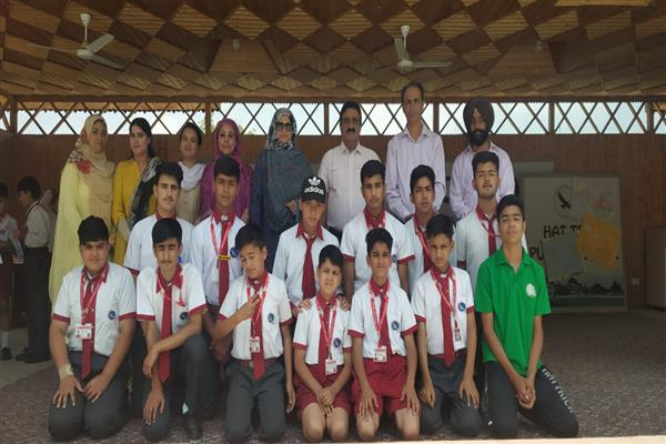 U14 cricket tournament: HTPS beats Shahdab School by 15 runs