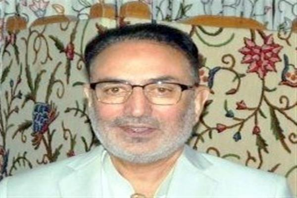 Kifayat Rizvi appointed as Hon Gen Sec to JK State Branch of IRC Society