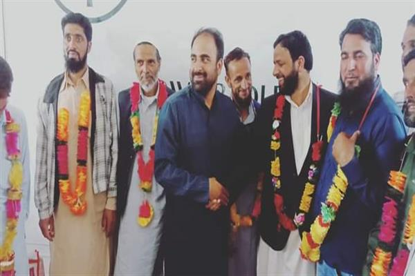 JKPM opens party office at Bandipora