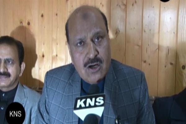 Kashmiris facing brunt of 1987 election rigging, corrupt Govts that followed: Vakil