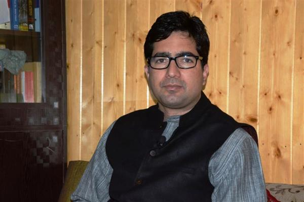 NC's one-upmanship hurting cause of unity in Kashmir: Shah Faesal