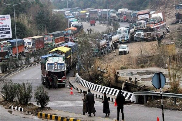 Srinagar-Jammu highway reopens