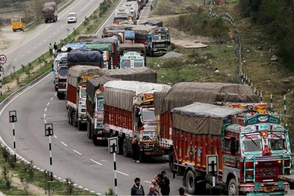 National Highway: Traffic from Jammu to Srinagar to ply on Wednesday