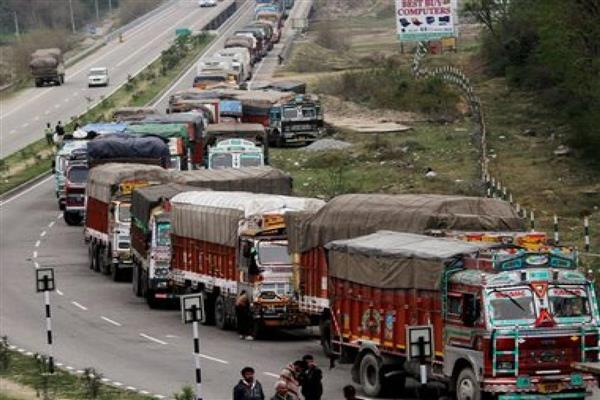 Srinagar-Jammu national highway reopens partially