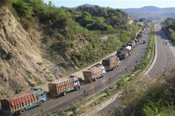 Traffic to ply from Jammu to Srinagar on Friday