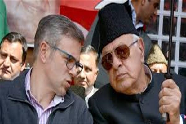 Dr Farooq, Omar Abdullah expresses grief over demise of party veteran