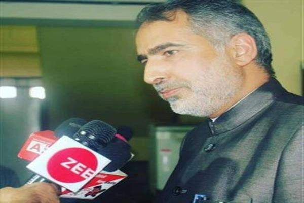 JKAP leader demand basic necessities for poor families