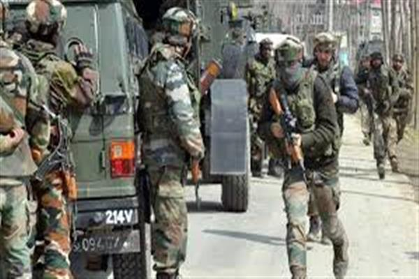 Gunfight rages in Poshkeeri Anantnag