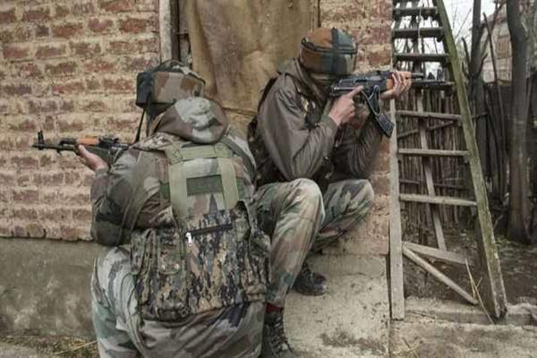 Encounter breaks out in South Kashmir