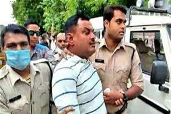 Gangster Vikas Dubey Shot Dead Trying To Escape After Accident: Cops