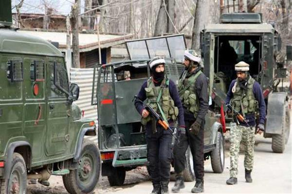 Sopore Gunfight: Militant killed, Searches on