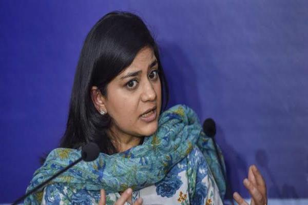 Killing innocents in the name of militants is GoI's policy: Iltija Mufti
