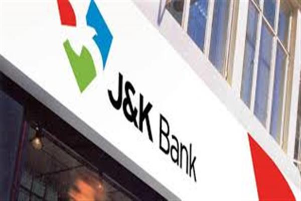 J&K Bank extends 2 pc interest subvention to MUDRA-Shishu borrowers