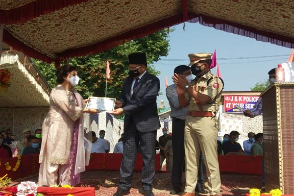 74th Independence Day held at Anantnag