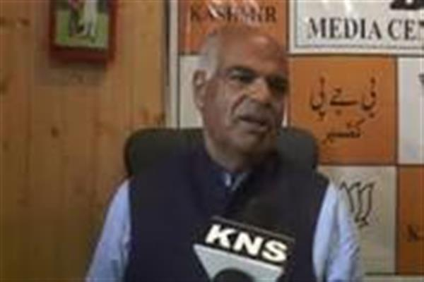 No Statehood, 4G till militancy is breathing in Kashmir: Ashok Koul