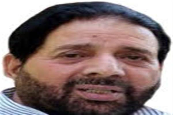 Hakeem Yaseen welcomes PM's statement about early elections in j&k