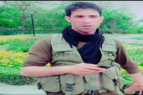 Policeman killed in Pulwama operation awarded Kirti Chakra