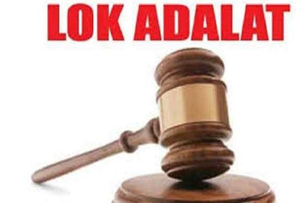 E-Lok Adalat settles 172 cases at Bandipora