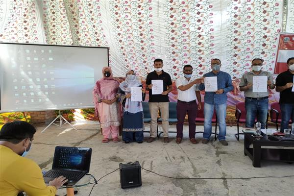 Awareness programme on rabies held in SKUAST