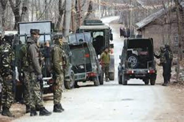 Encounter In Srinagar, 2 Terrorists Killed