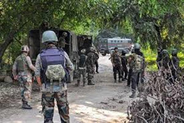 Sopore CASO : Two newly  recruited  militants surrender
