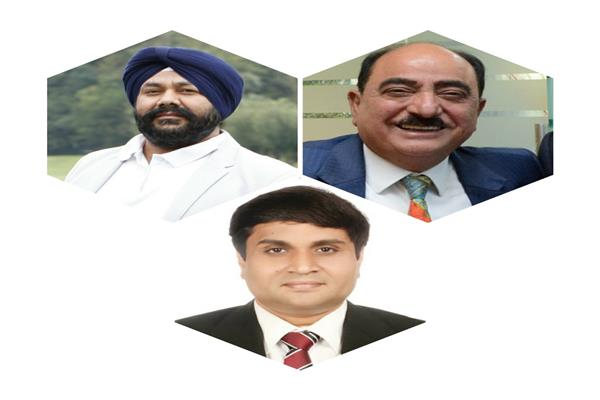 Chaya reappointed as PHD Chamber mentor, Baldev Singh as Chairman