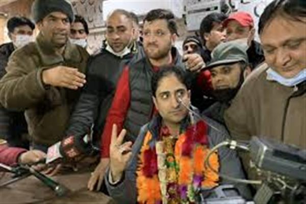 SMC Mayor Junaid Mattu likely to Join Apni Party today